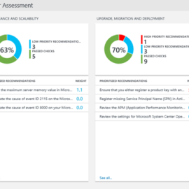 System Center Operations Manager Assessment on Operations Management Suite–My Experience